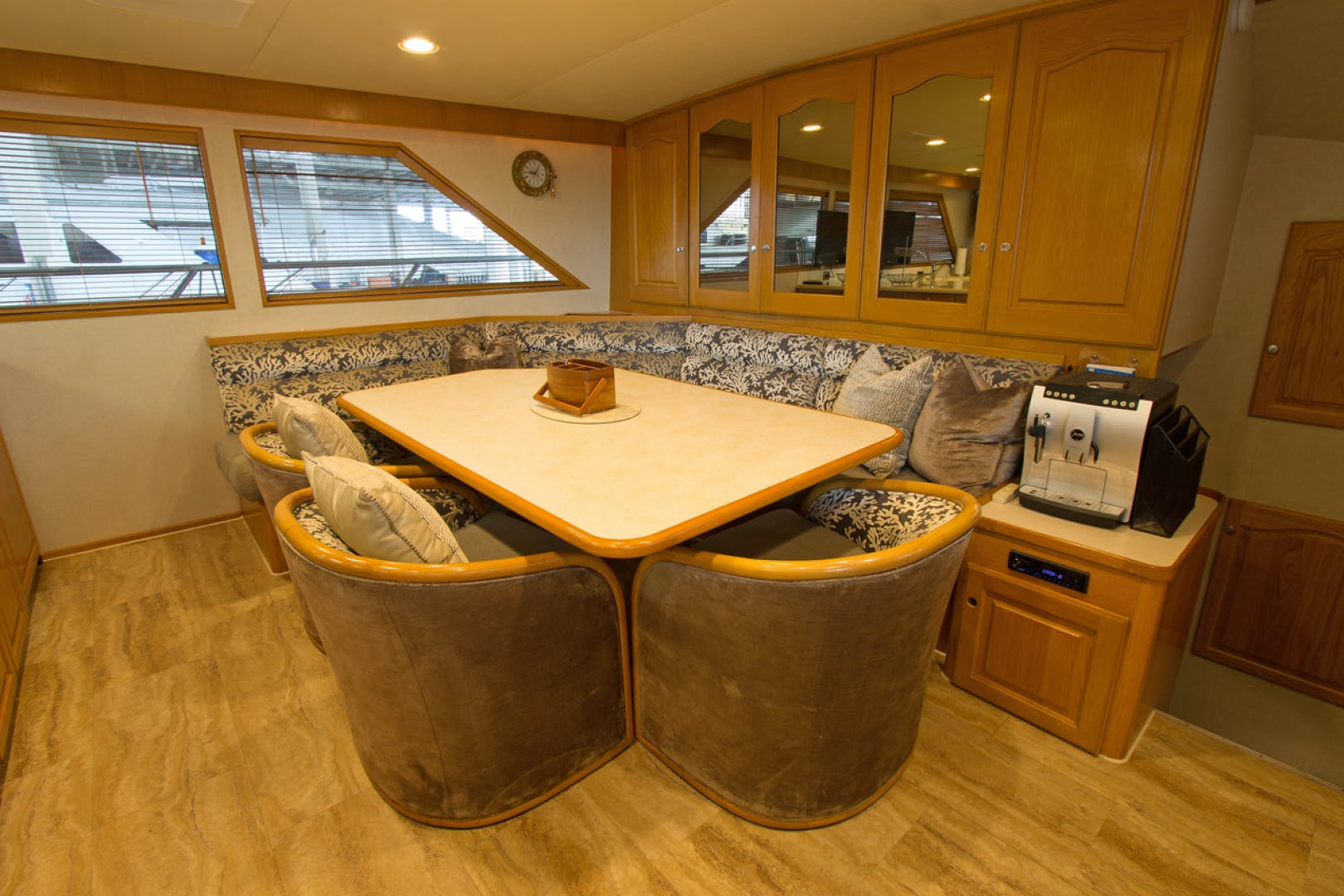 1988 Broward 97' Pilothouse GOLDEN RULE   Picture 2 of 29