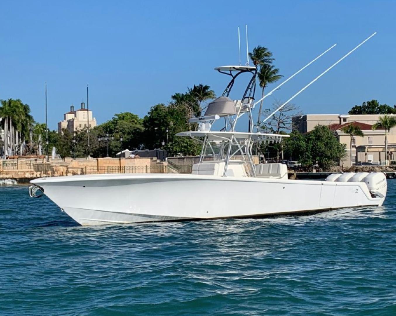 39' SeaVee 2019 390Z
