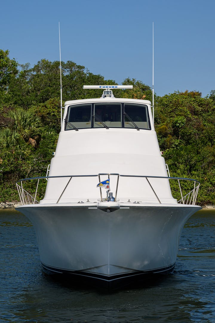 2005 Ocean Yachts 65' Odyssey MISS JAN | Picture 7 of 67
