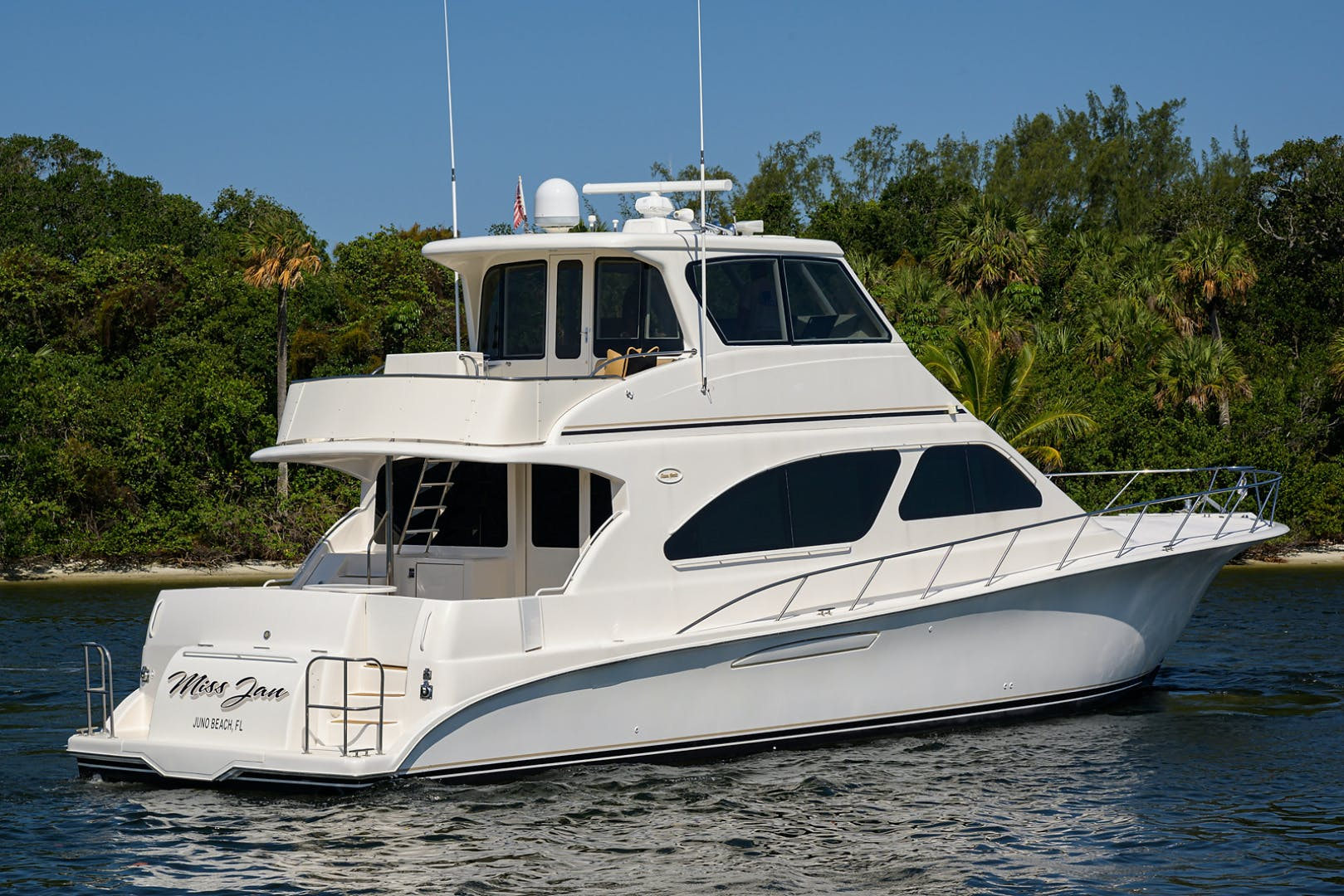 2005 Ocean Yachts 65' Odyssey MISS JAN | Picture 3 of 67