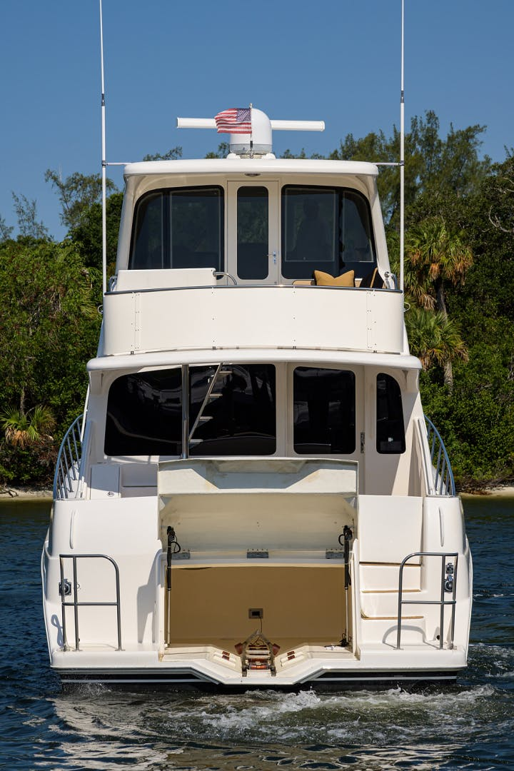 2005 Ocean Yachts 65' Odyssey MISS JAN | Picture 8 of 67