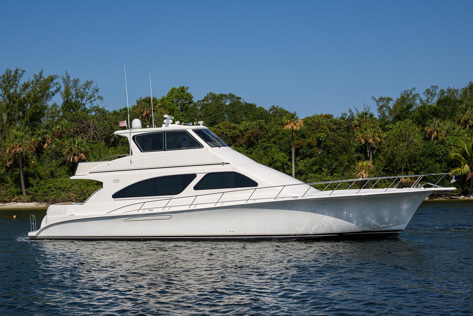 65' Ocean Yachts 2005 Odyssey MISS JAN