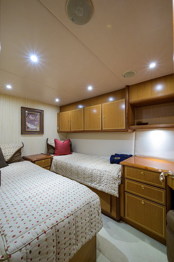 2005 Ocean Yachts 65' Odyssey MISS JAN | Picture 5 of 67