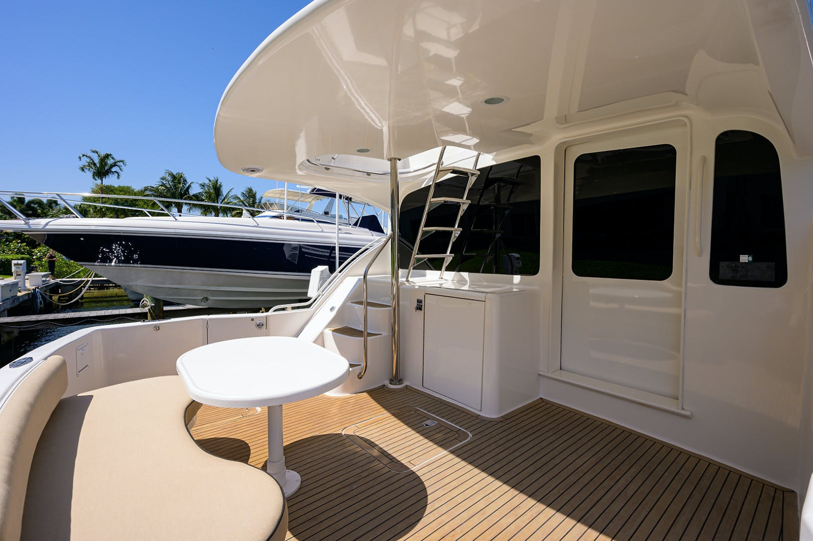 2005 Ocean Yachts 65' Odyssey MISS JAN | Picture 2 of 67