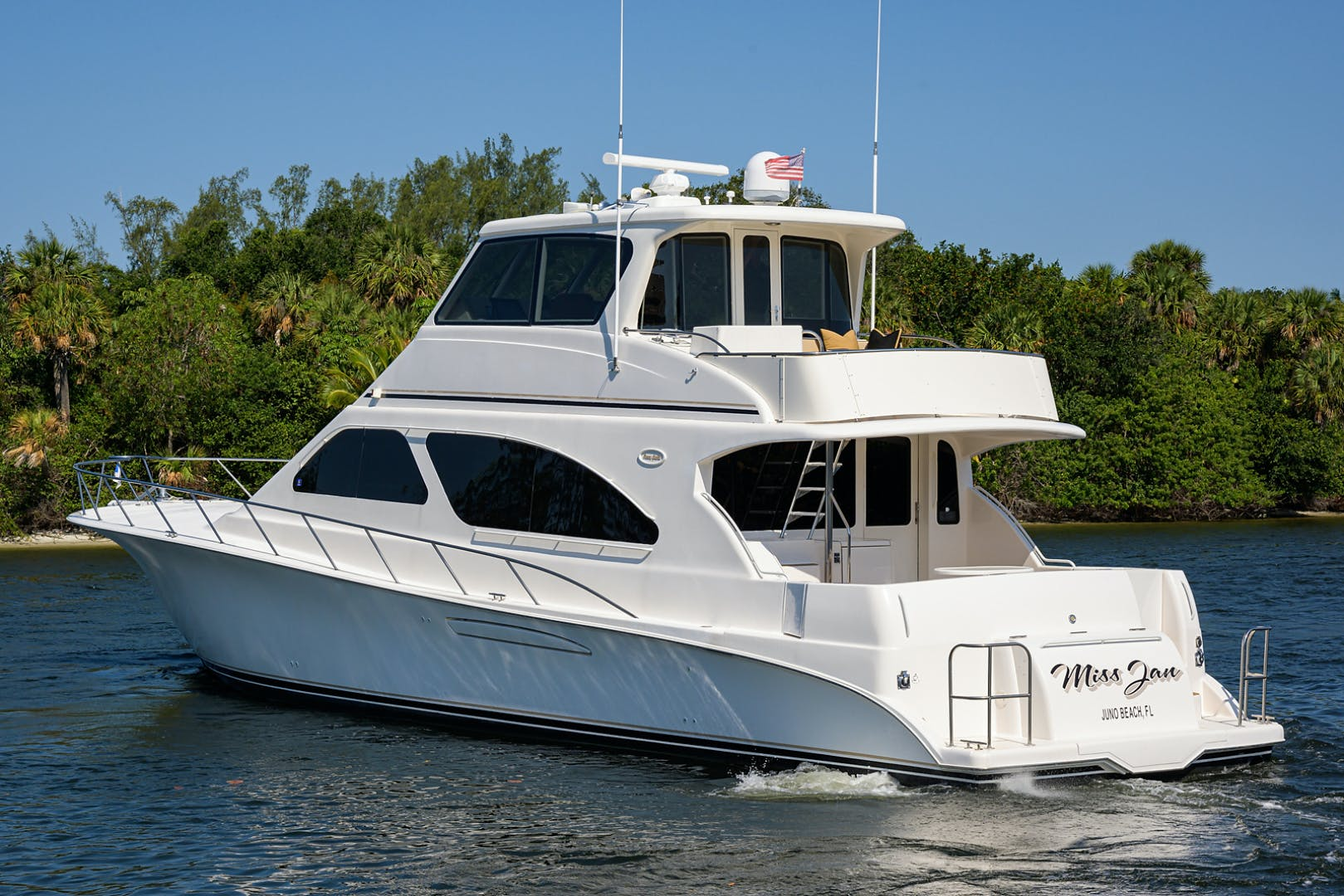 2005 Ocean Yachts 65' Odyssey MISS JAN | Picture 4 of 67