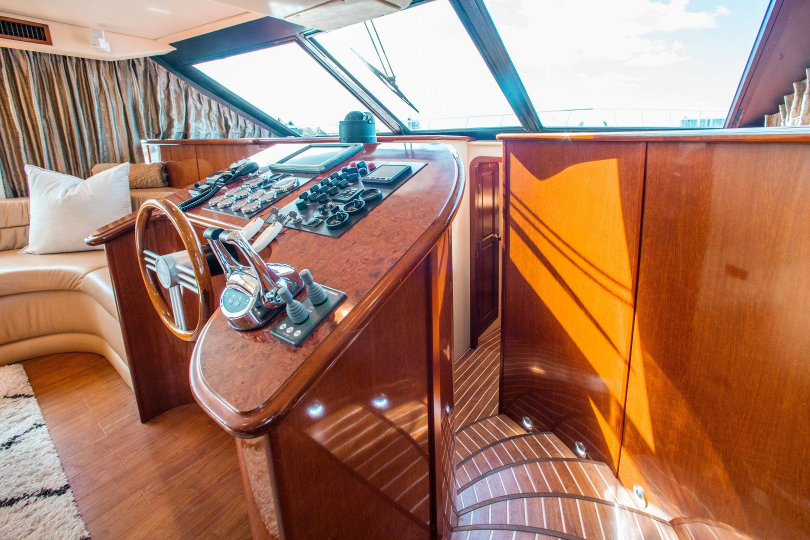 2009 Bluewater Yachts 65' 65 Motor Yacht Half Mine | Picture 1 of 50