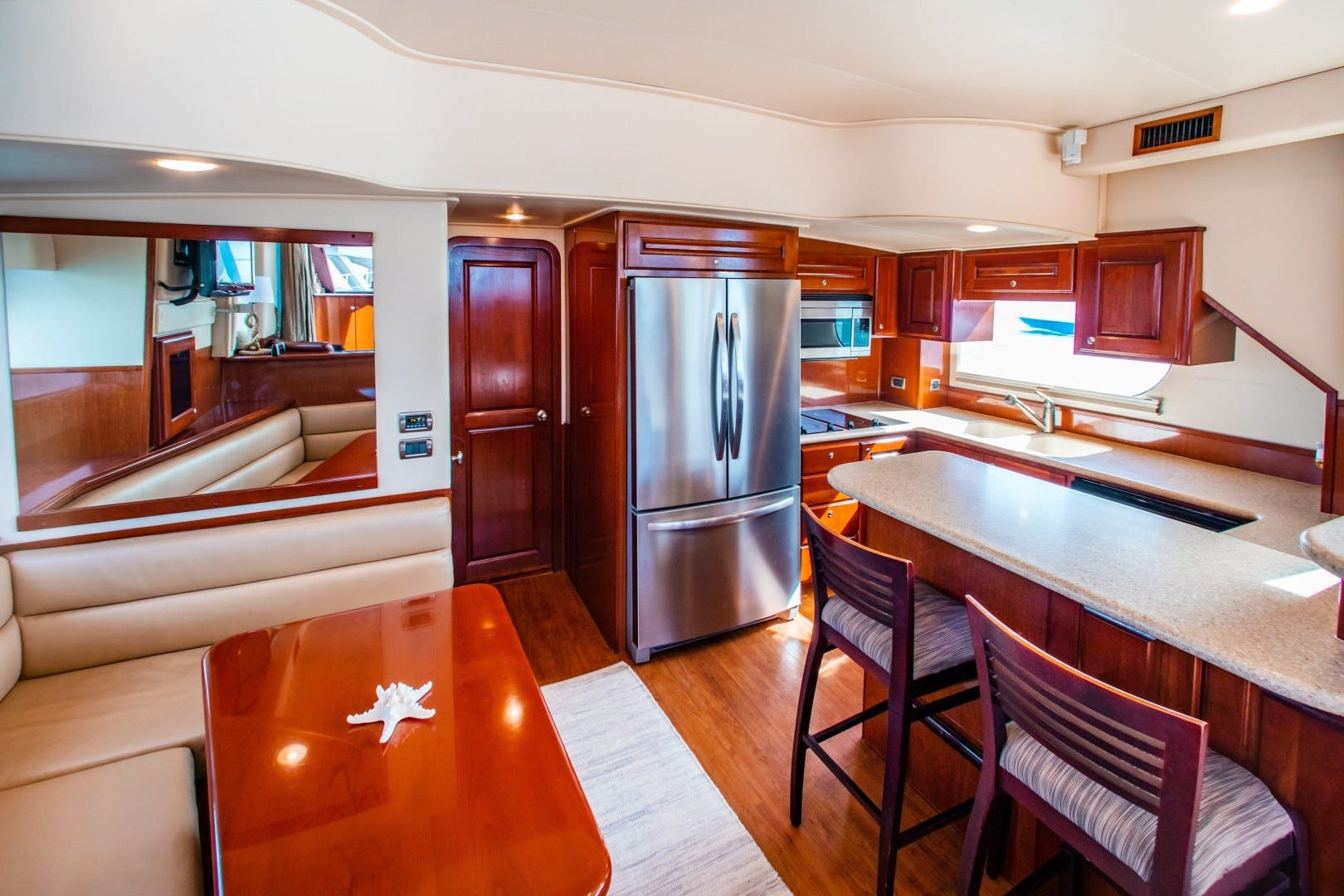 2009 Bluewater Yachts 65' 65 Motor Yacht Half Mine | Picture 7 of 50
