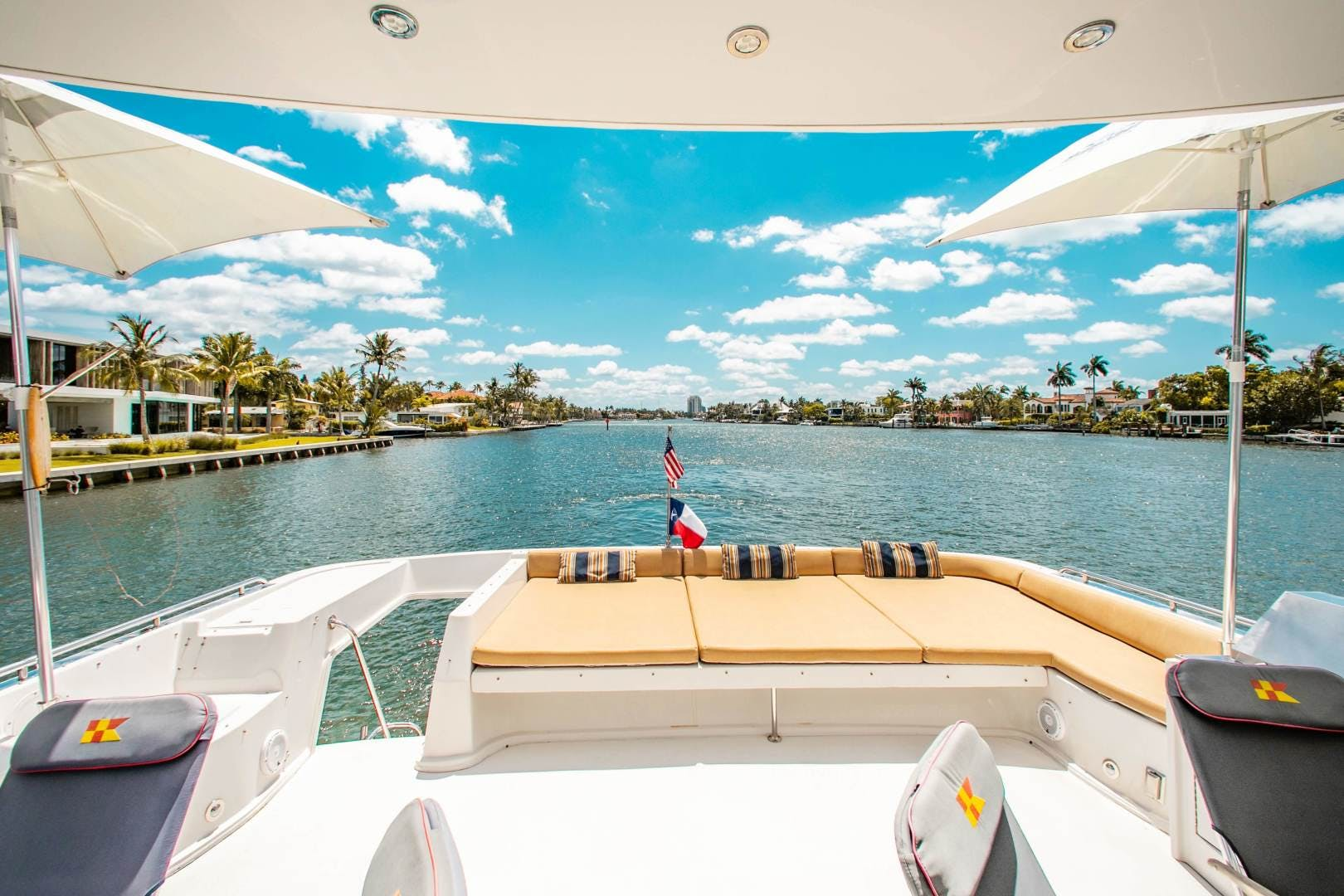 2009 Bluewater Yachts 65' 65 Motor Yacht Half Mine | Picture 8 of 50