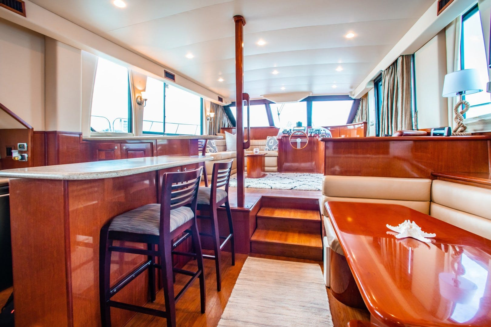2009 Bluewater Yachts 65' 65 Motor Yacht Half Mine | Picture 5 of 50