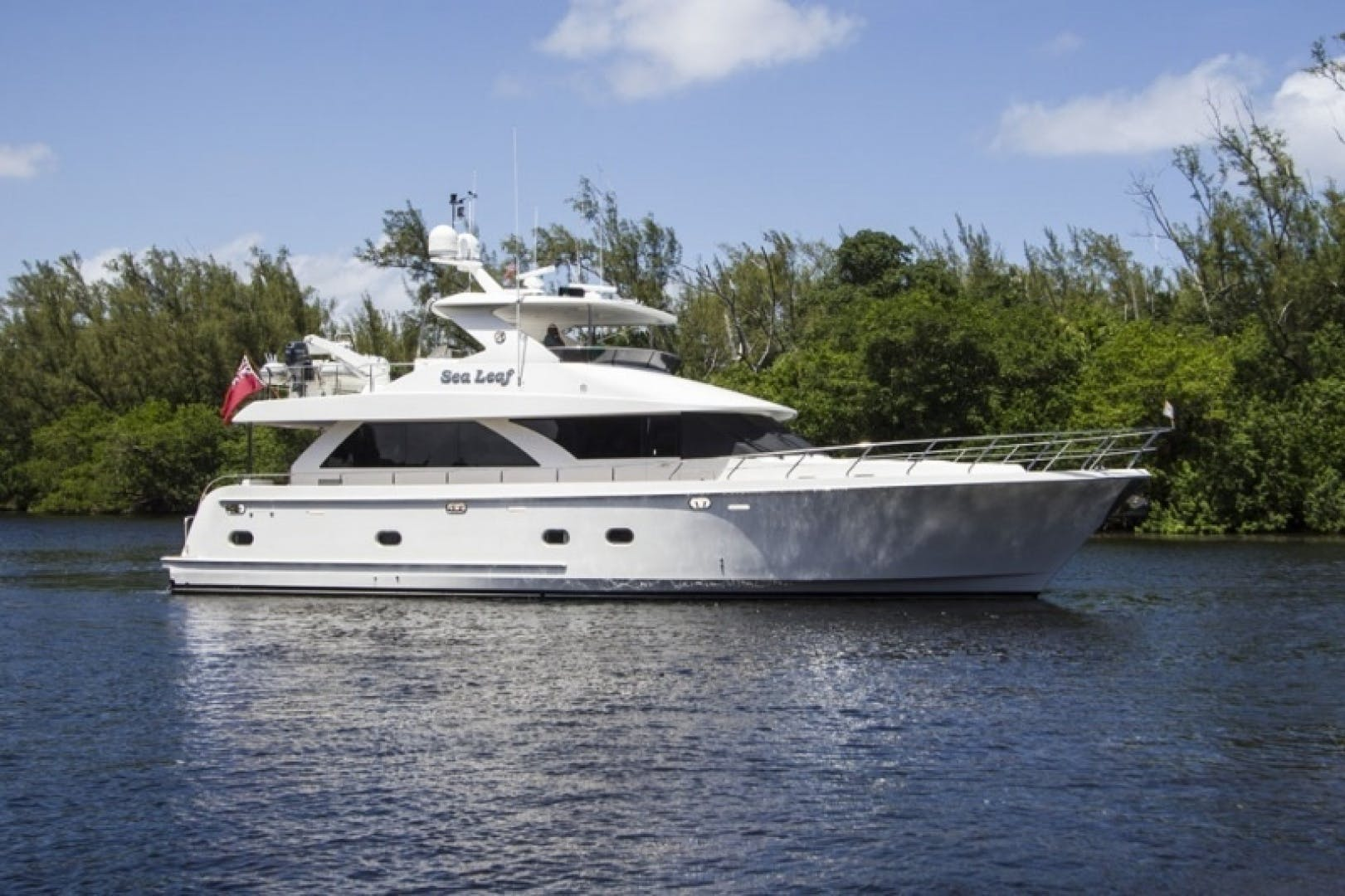 2010 Ocean Alexander 68'  Sea Leaf | Picture 1 of 41