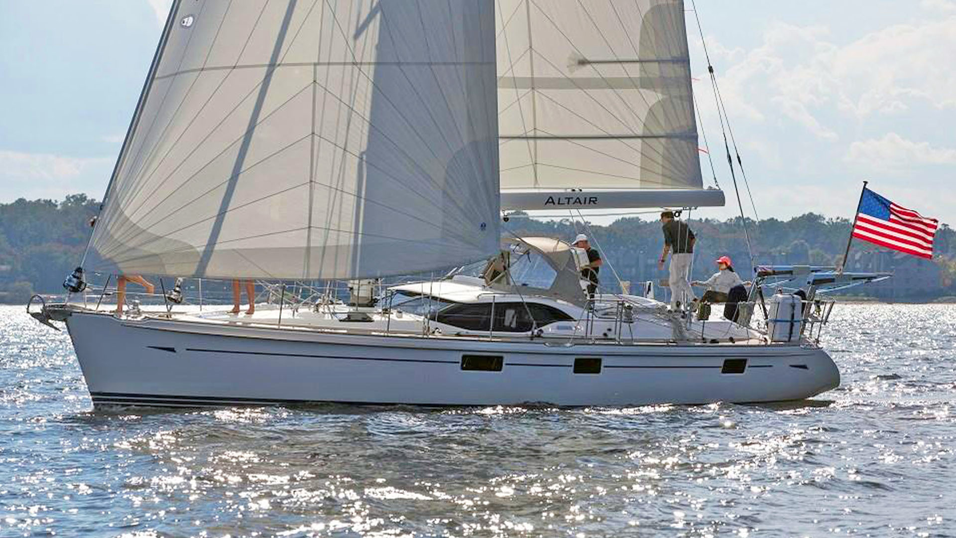 48' Oyster 2015 475 ALTAIR
