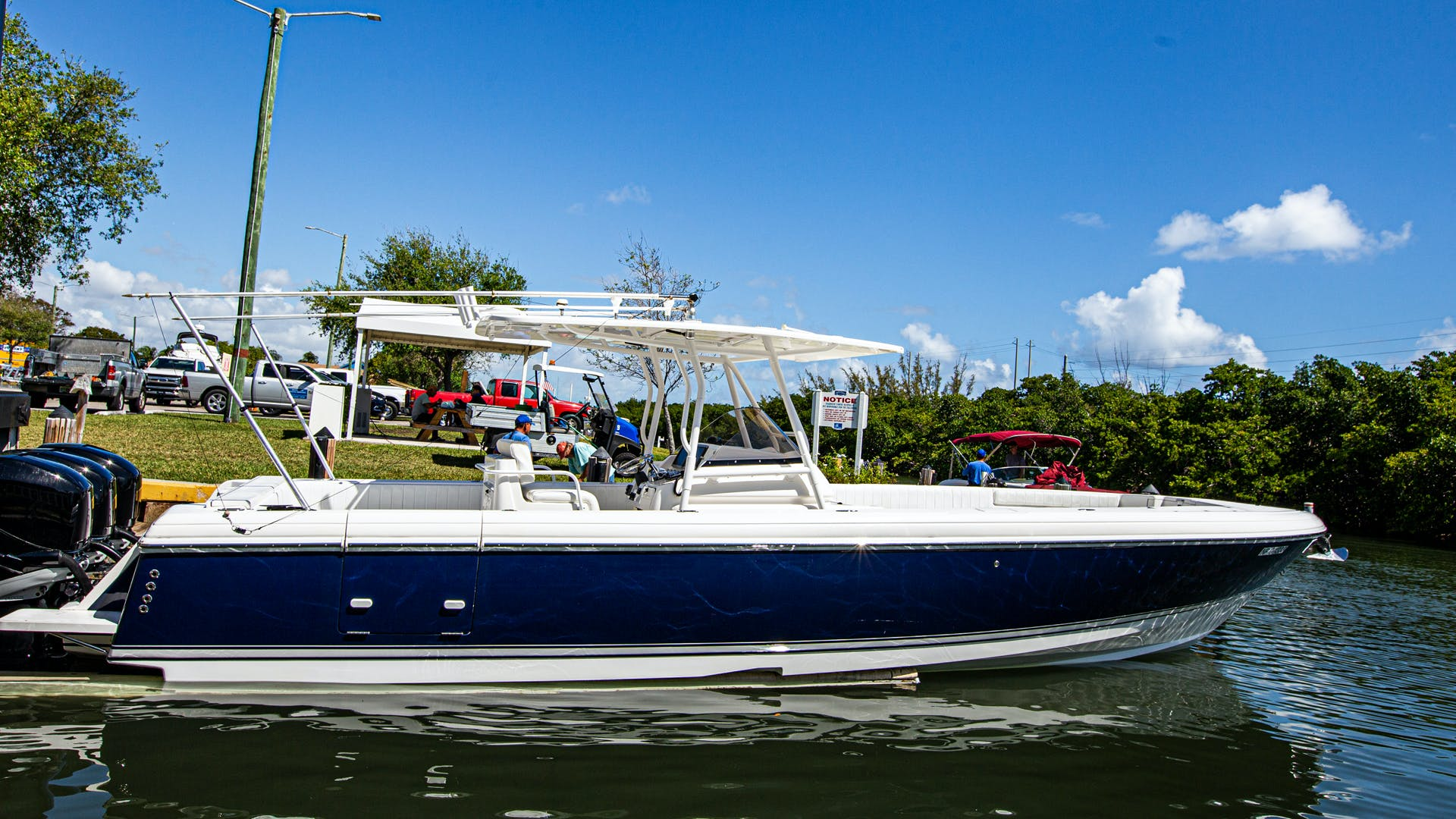 2008 Intrepid 37' 37 Open Osprey | Picture 1 of 15