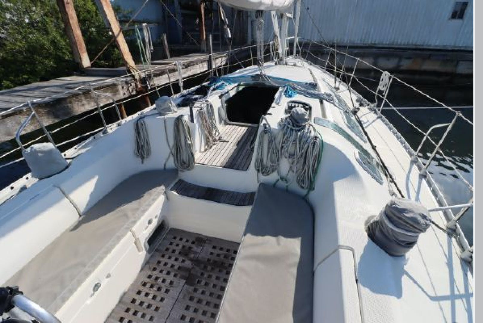 1991 Beneteau 41' First 41S5 Allons Y  | Picture 6 of 40