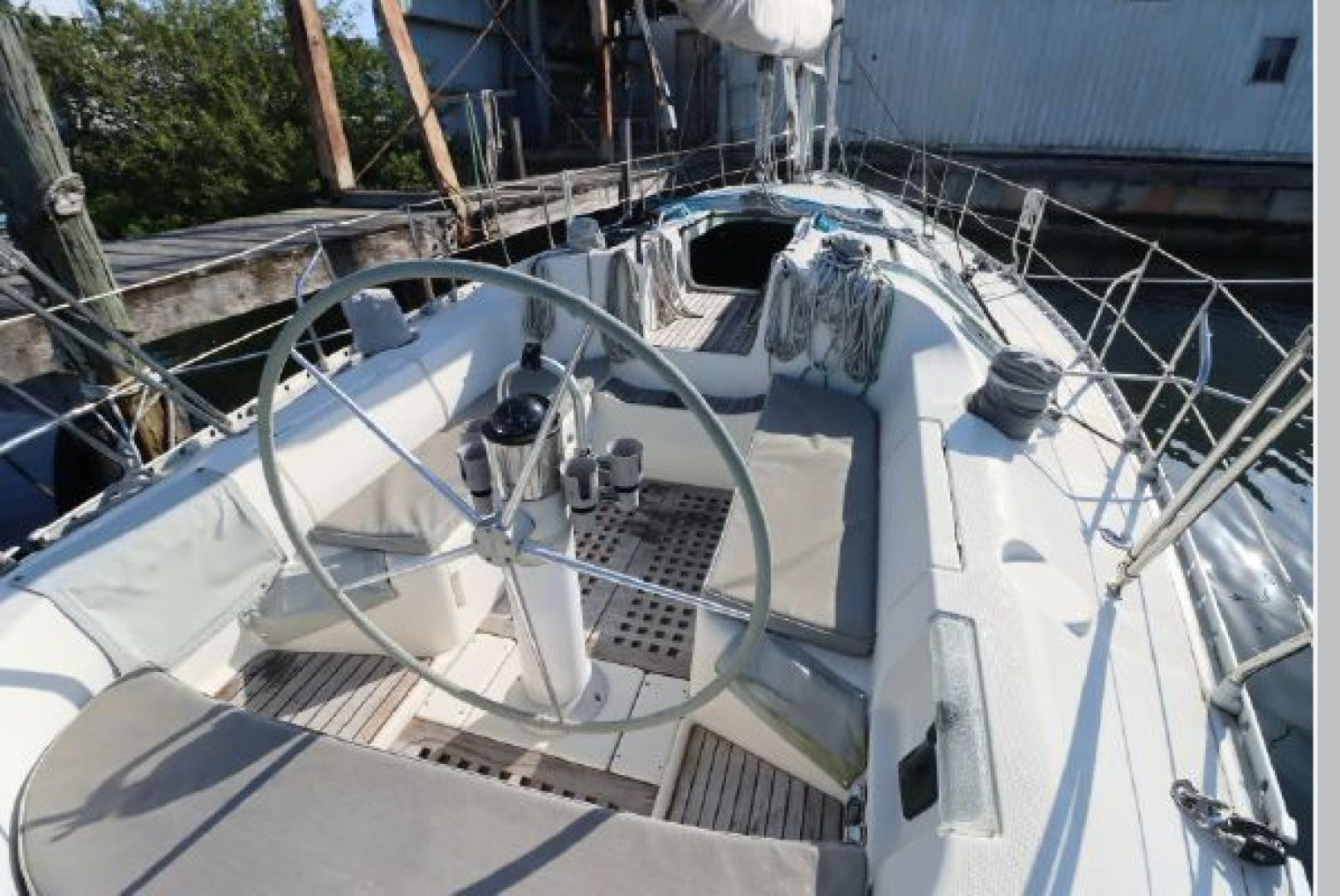1991 Beneteau 41' First 41S5 Allons Y  | Picture 4 of 40