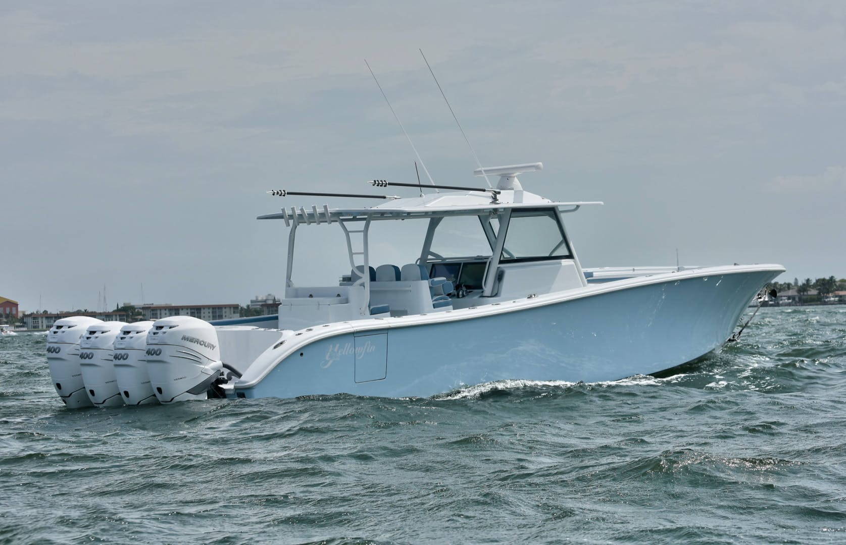 2021 Yellowfin 42' 42 Offshore 42 Offshore | Picture 7 of 27