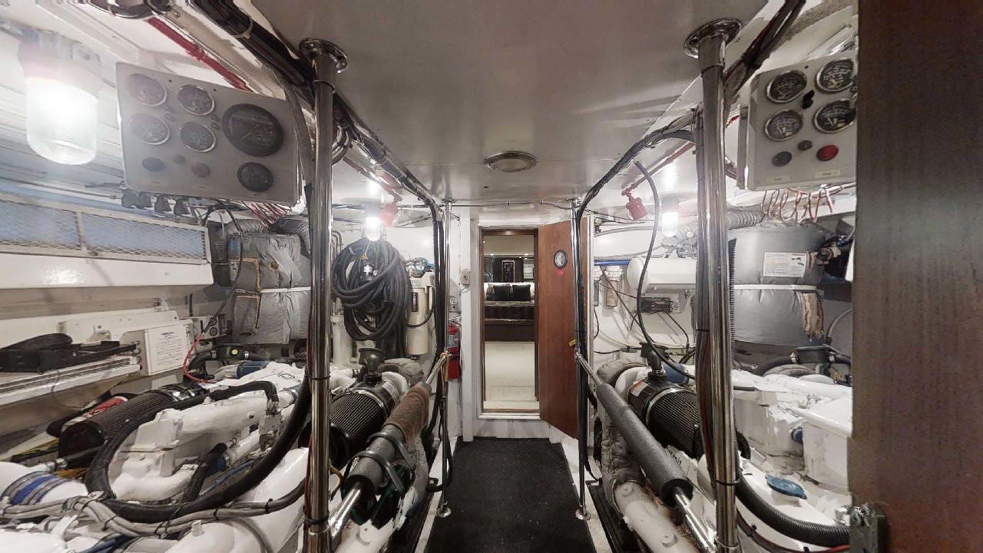 1987 Hatteras 78' Motoryacht Christie Lee | Picture 2 of 72