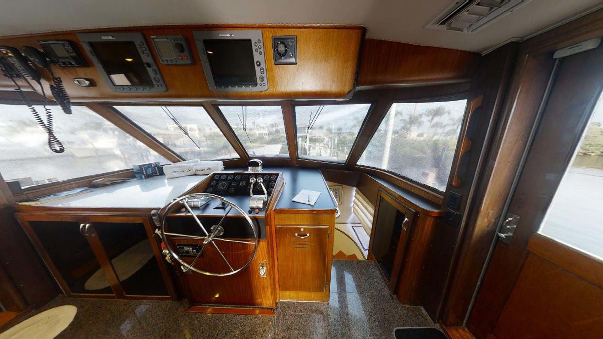 1987 Hatteras 78' Motoryacht Christie Lee | Picture 8 of 72
