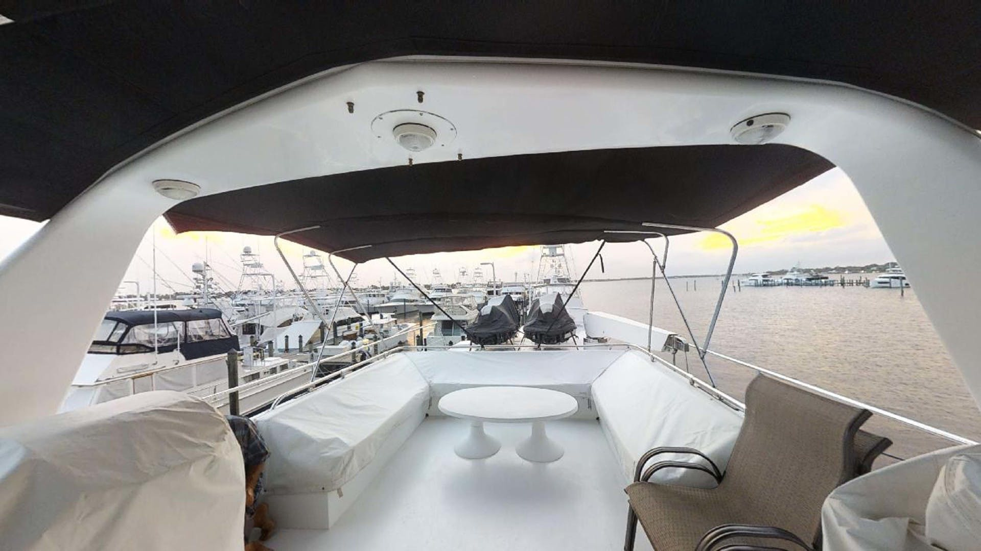 1987 Hatteras 78' Motoryacht Christie Lee | Picture 7 of 72
