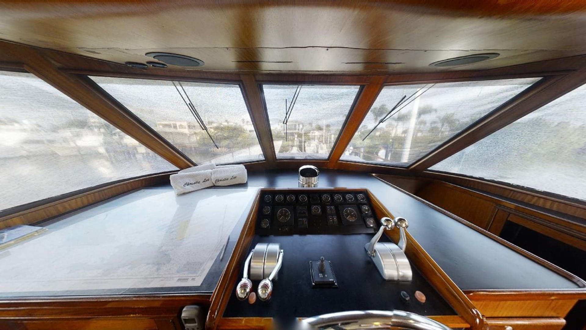 1987 Hatteras 78' Motoryacht Christie Lee | Picture 1 of 72