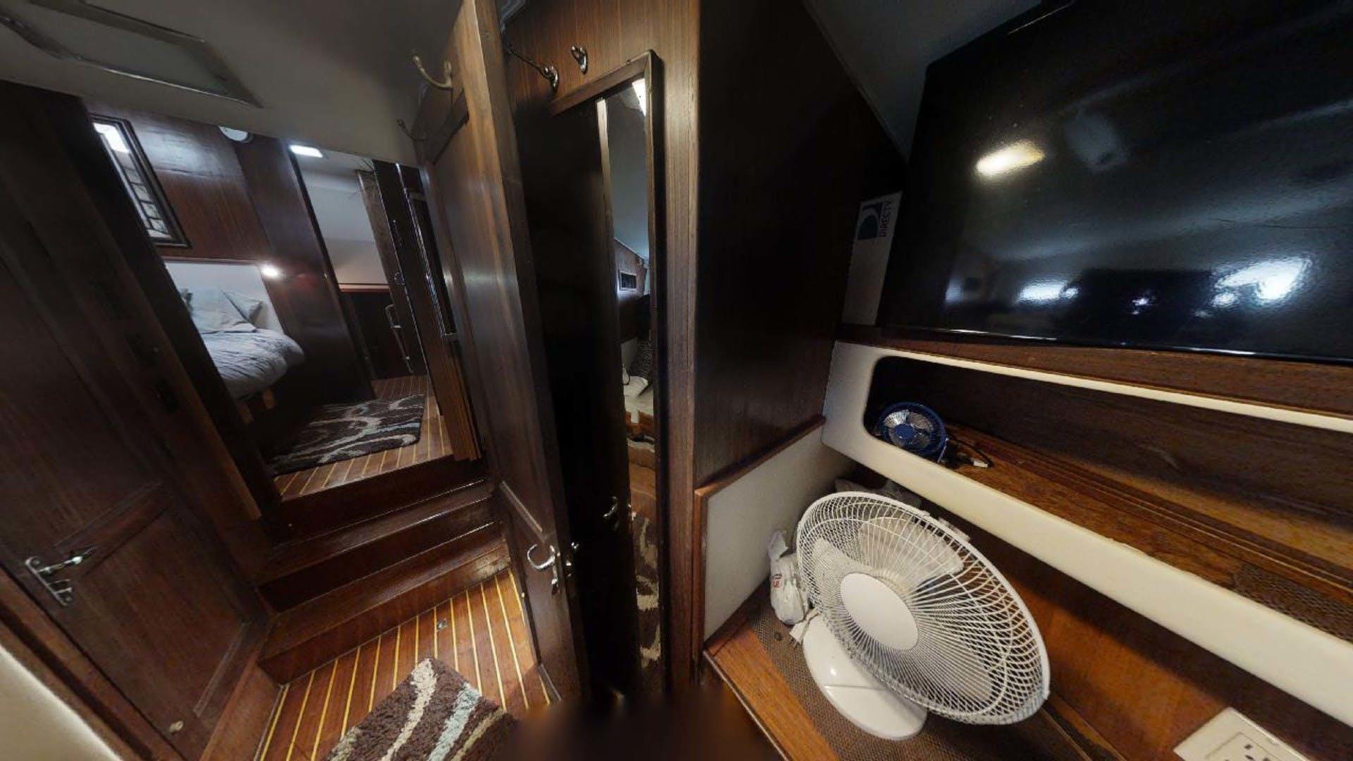 1987 Hatteras 78' Motoryacht Christie Lee | Picture 6 of 72