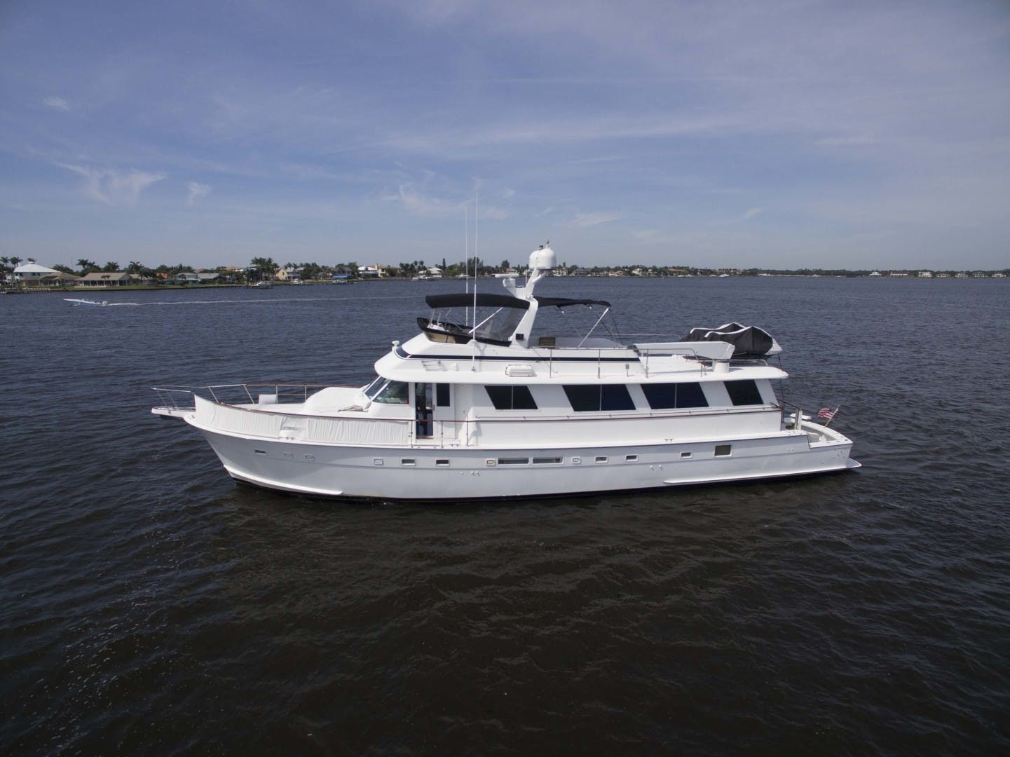 1987 Hatteras 78' Motoryacht Christie Lee | Picture 5 of 72