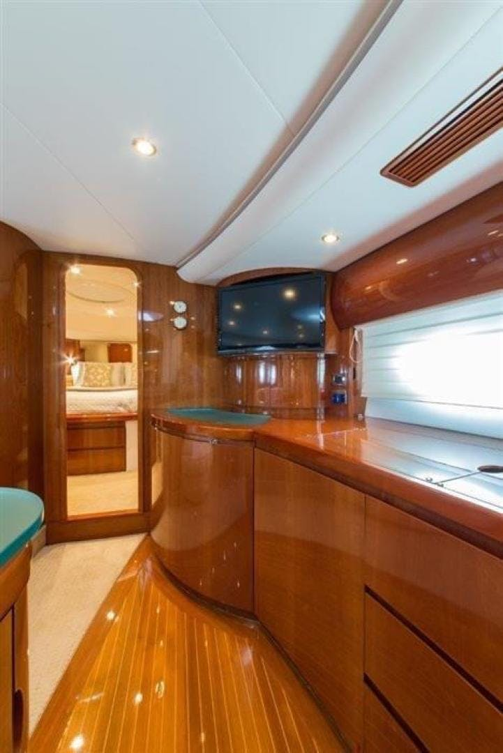 2004 Viking Princess 65' V65 Sweet Thing | Picture 7 of 36