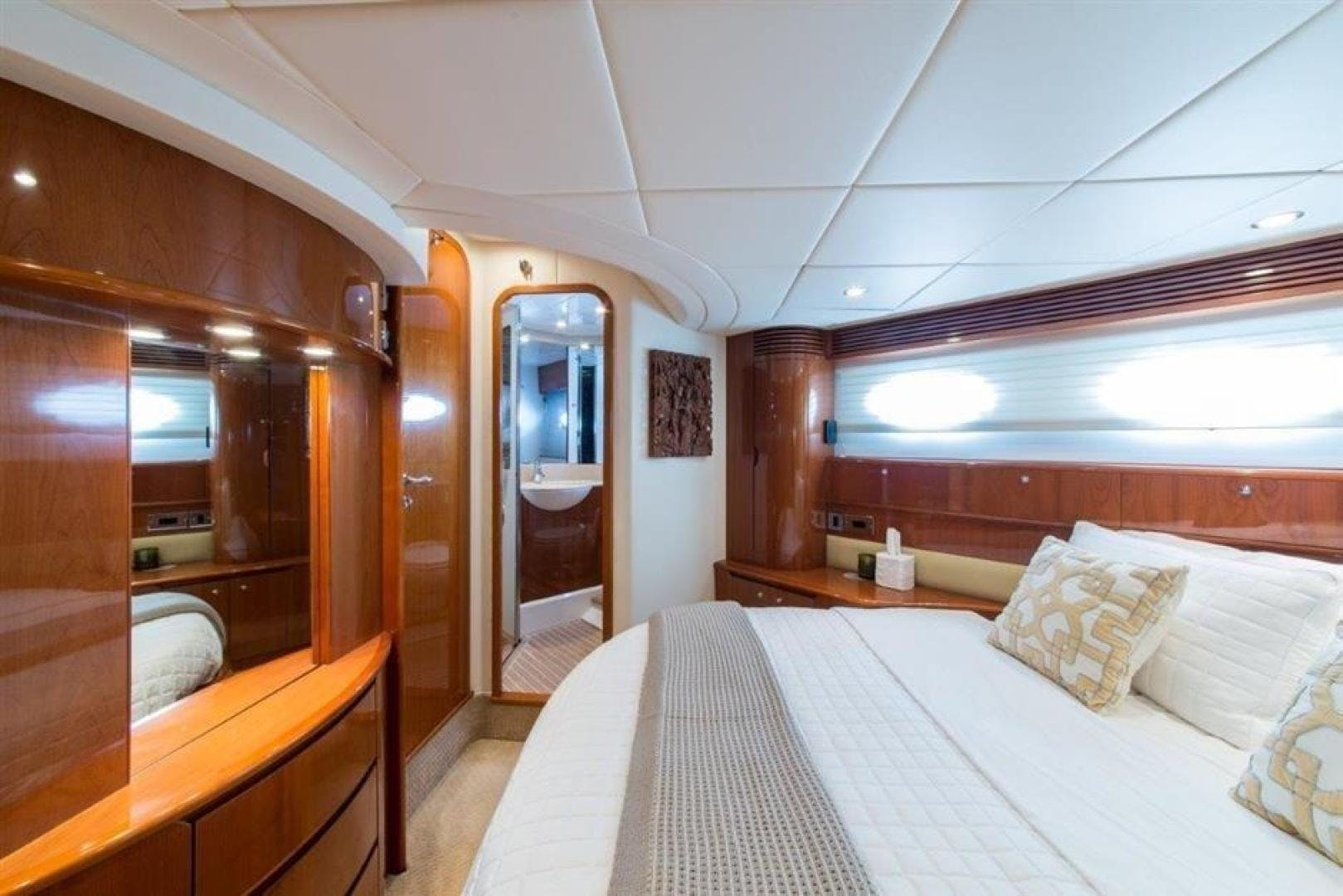 2004 Viking Princess 65' V65 Sweet Thing | Picture 3 of 36