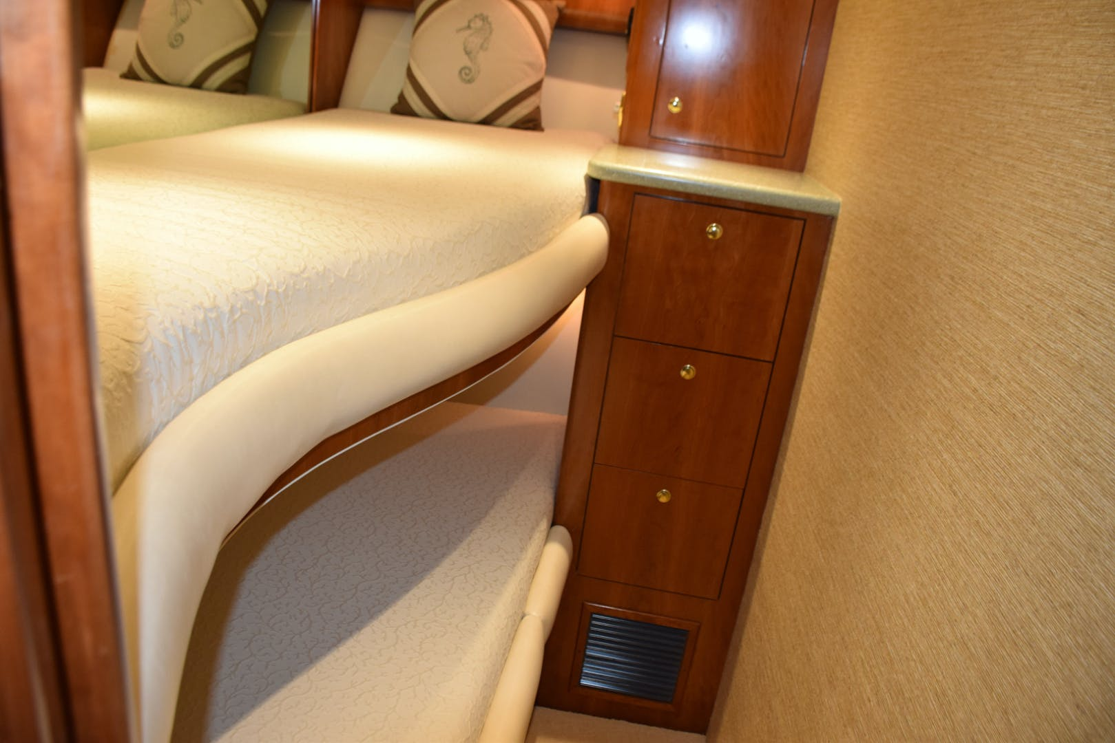 2004 Sculley 60' Custom 60 - Repowered & Gyro stabilized STEALIN TIME | Picture 8 of 77
