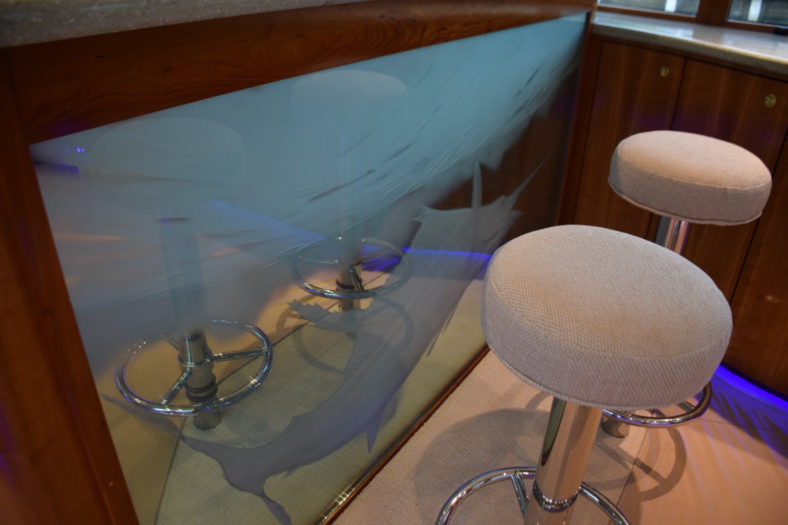 2004 Sculley 60' Custom 60 - Repowered & Gyro stabilized STEALIN TIME | Picture 5 of 77