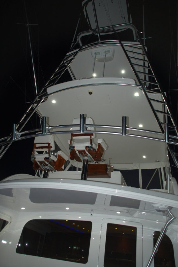 2004 Sculley 60' Custom 60 - Repowered & Gyro stabilized STEALIN TIME | Picture 6 of 77
