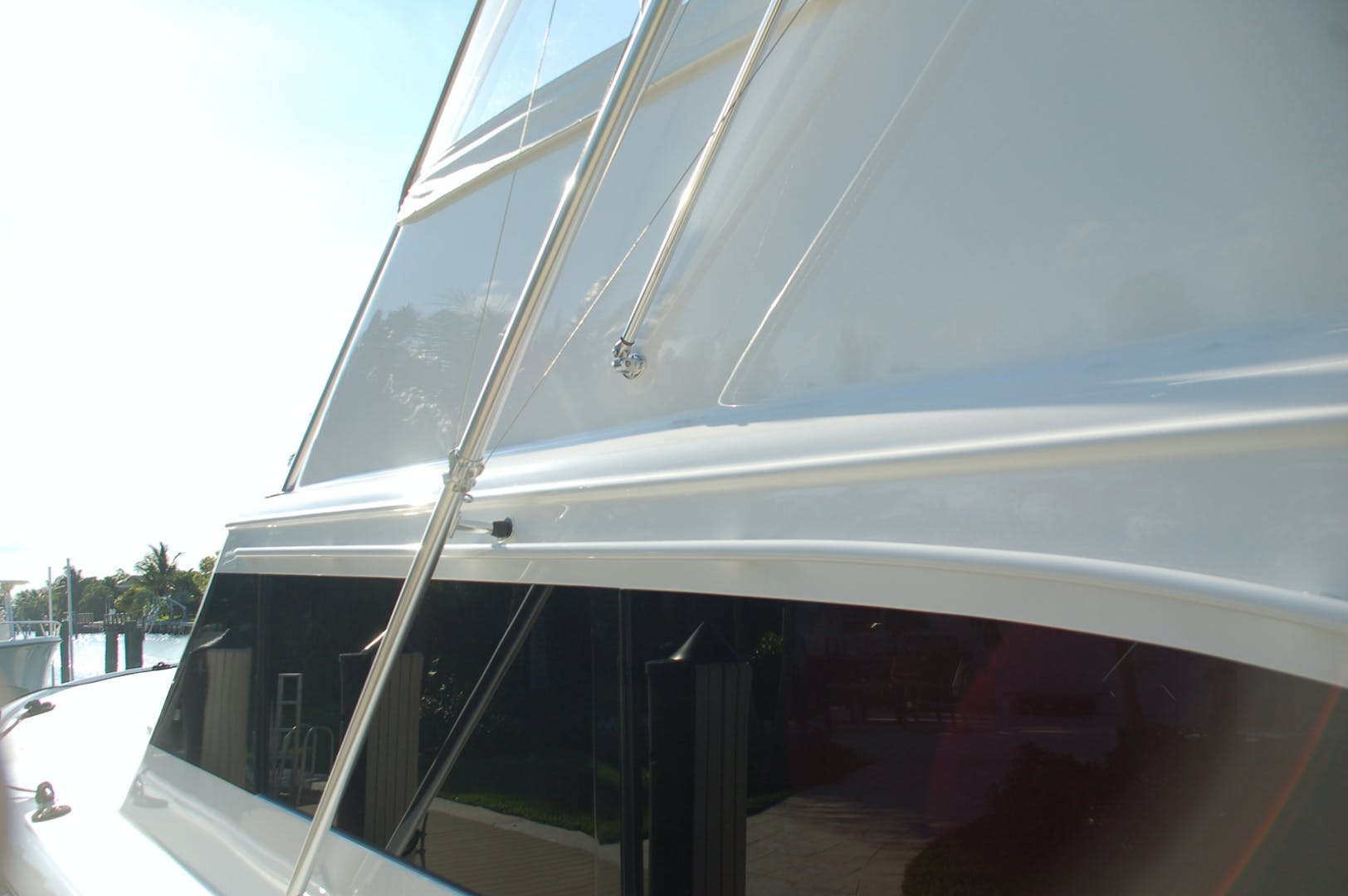 2004 Sculley 60' Custom 60 - Repowered & Gyro stabilized STEALIN TIME | Picture 2 of 77