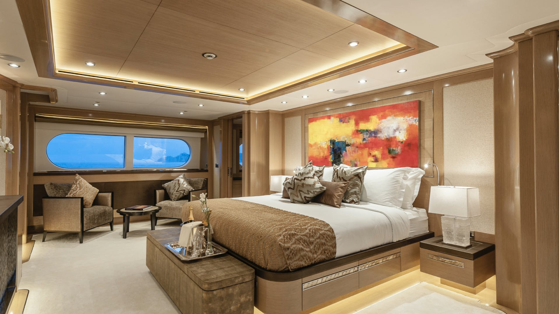 2014 Sunrise 147' Tri-Deck Motor Yacht ATOM | Picture 6 of 38