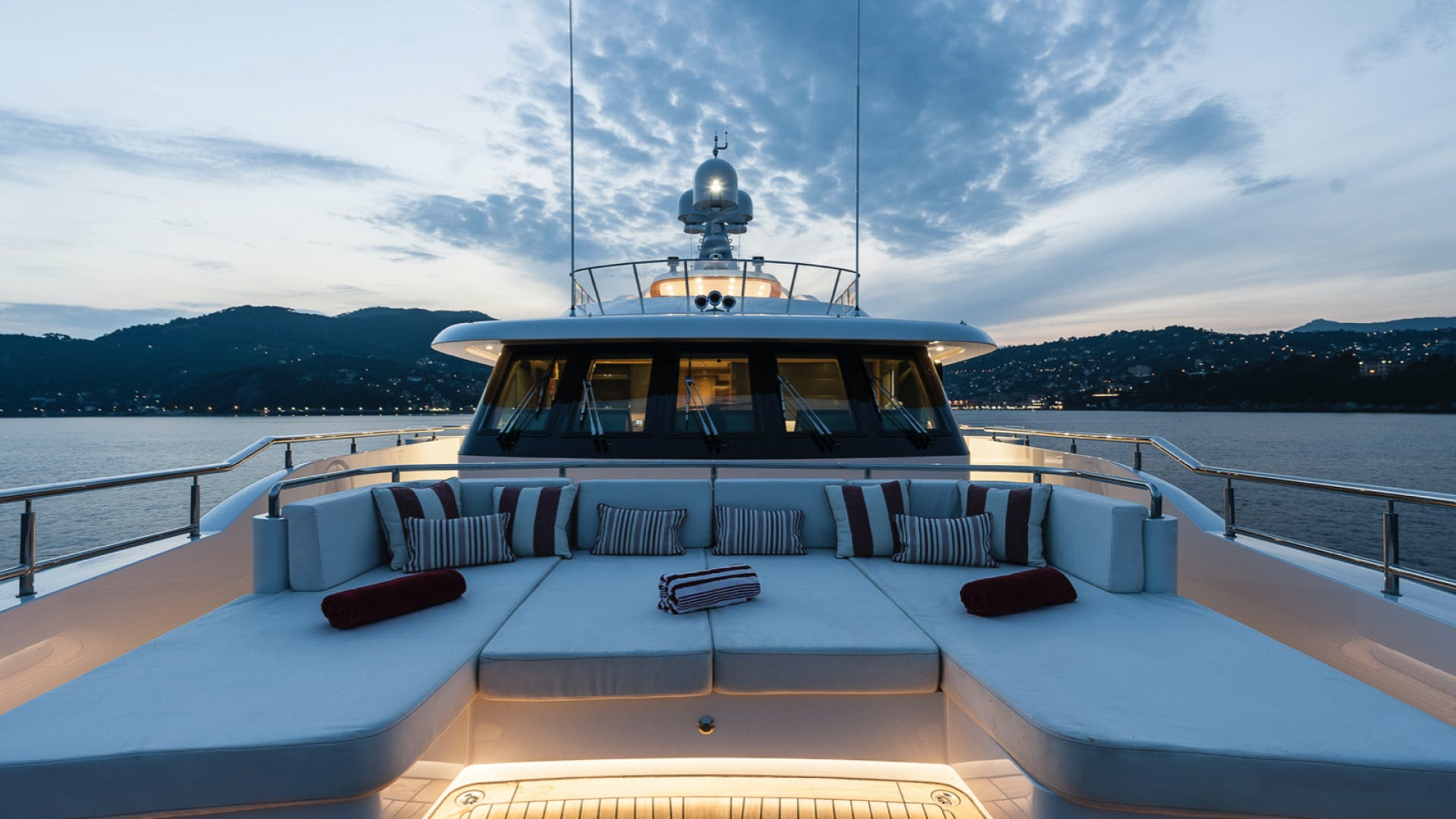 2014 Sunrise 147' Tri-Deck Motor Yacht ATOM | Picture 7 of 38