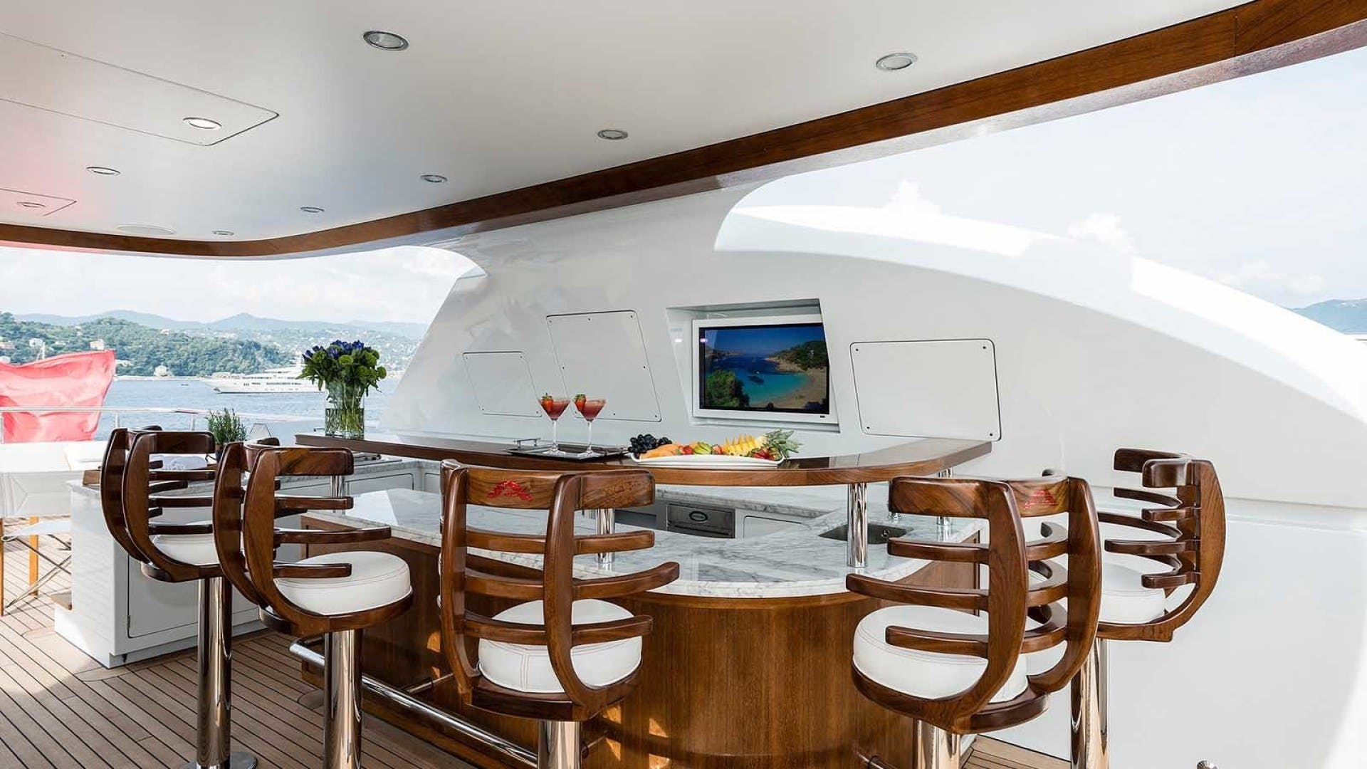 2014 Sunrise 147' Tri-Deck Motor Yacht ATOM | Picture 5 of 38
