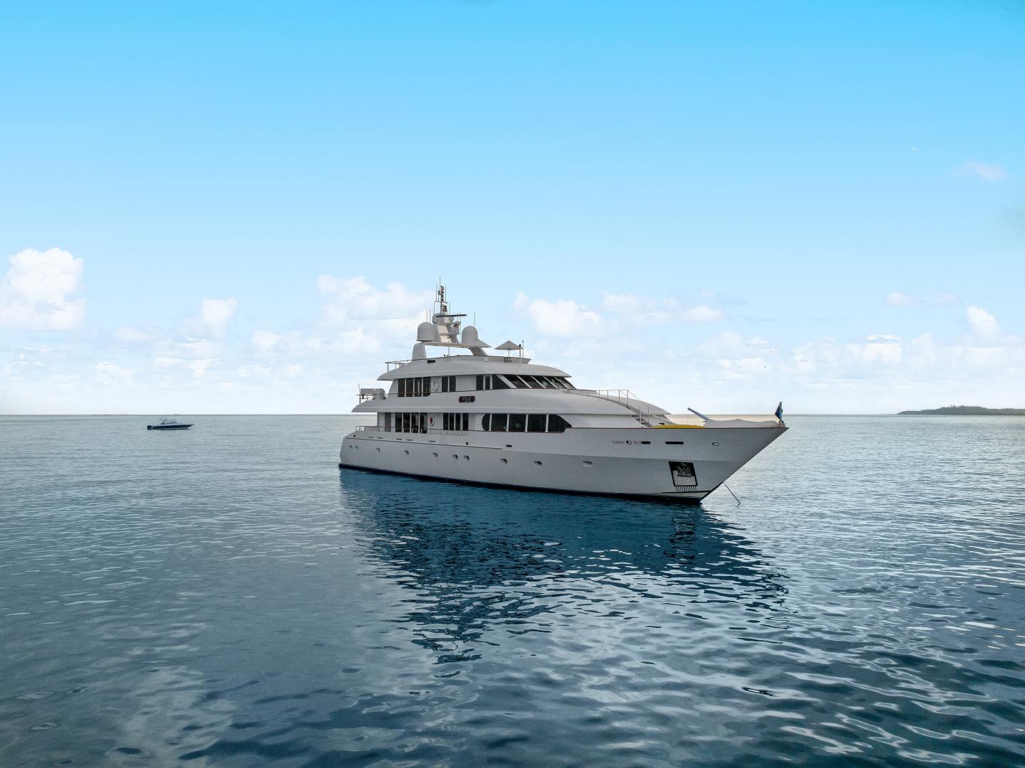"1999 Trident 131' Tri-Deck Motor Yacht ""M4"""