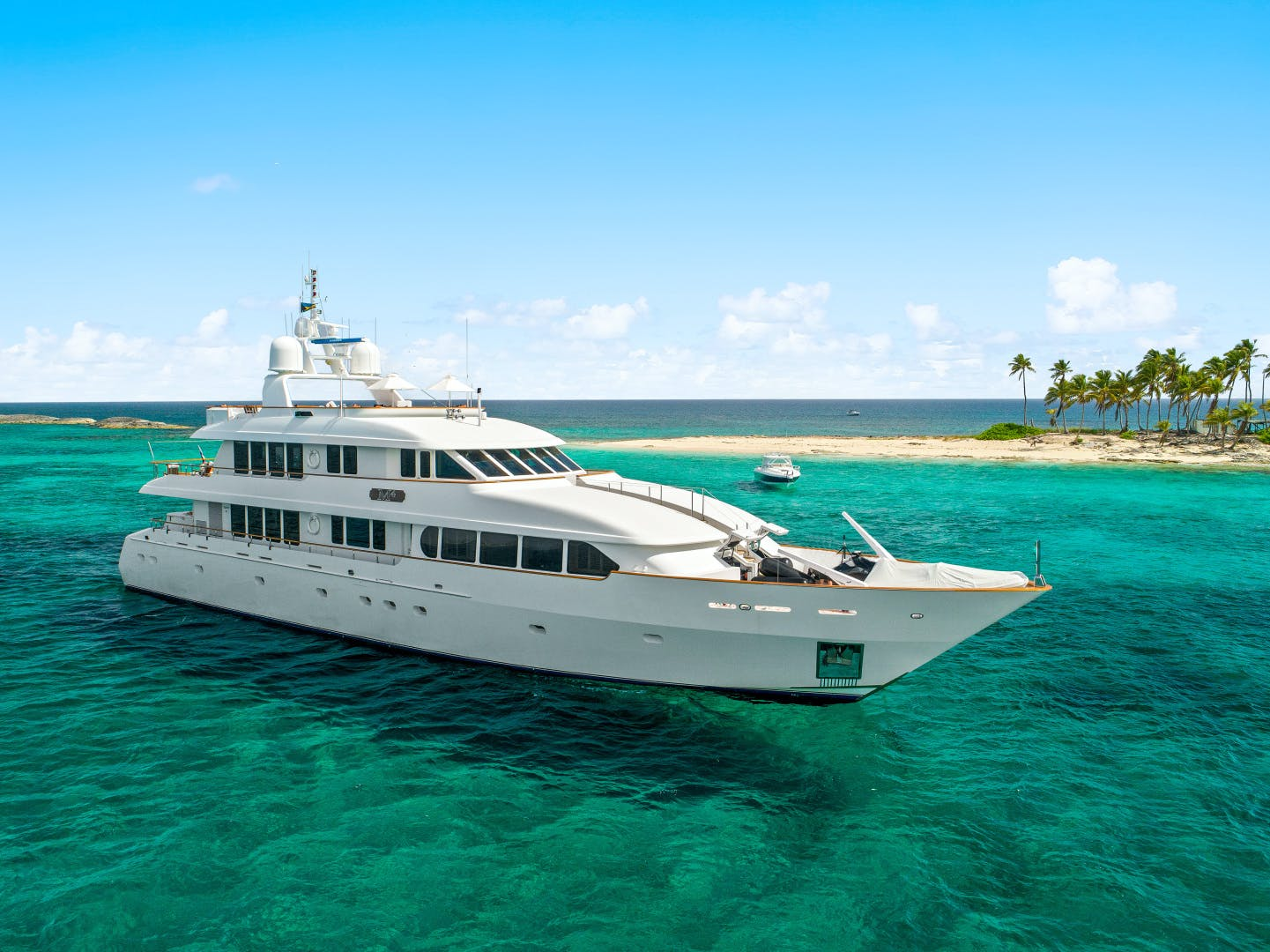 1999 Trident 131' Tri-Deck Motor Yacht M4 | Picture 8 of 29