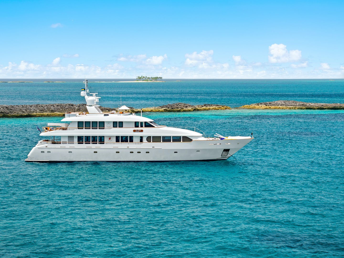 1999 Trident 131' Tri-Deck Motor Yacht M4 | Picture 2 of 29