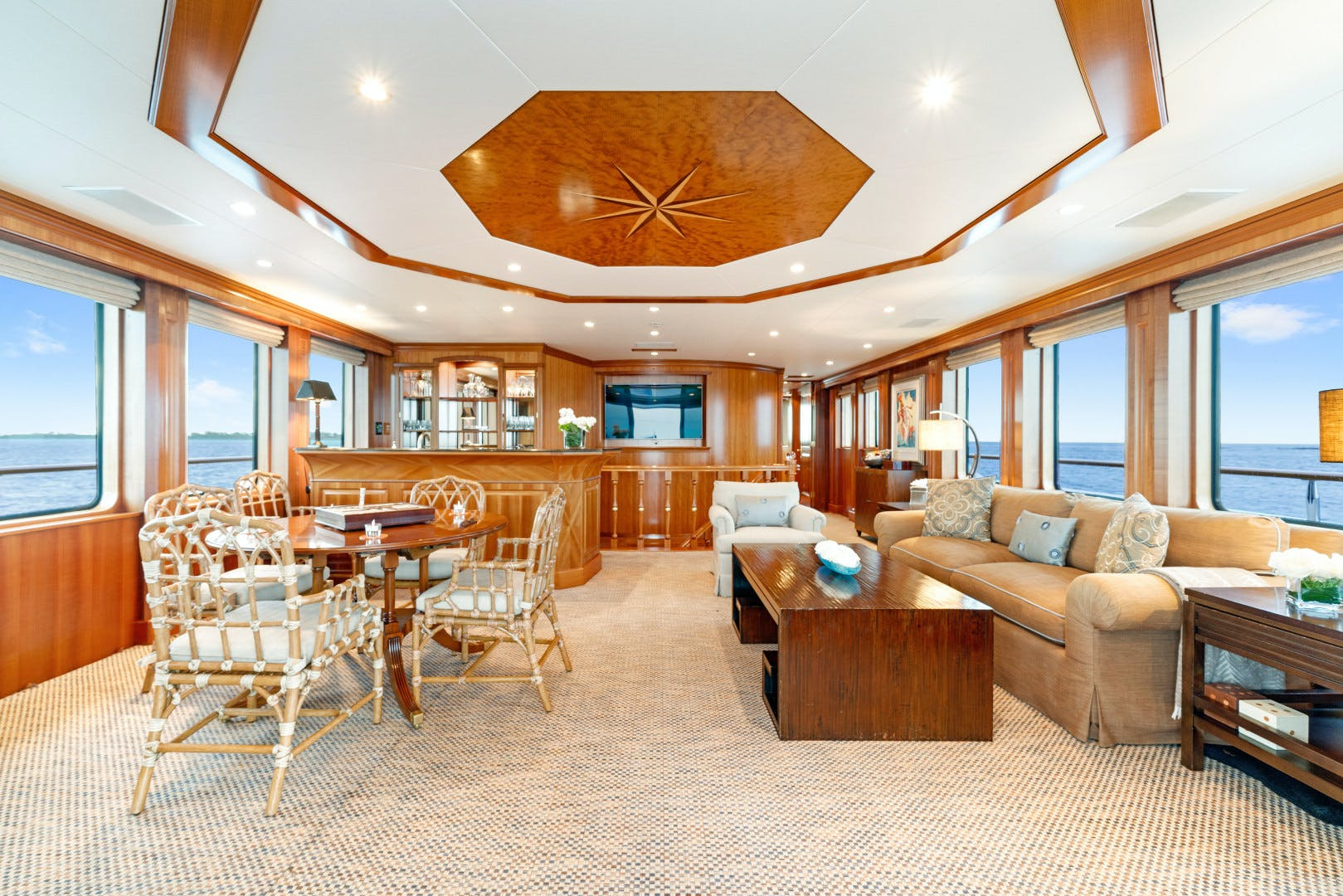 1999 Trident 131' Tri-Deck Motor Yacht M4 | Picture 5 of 29