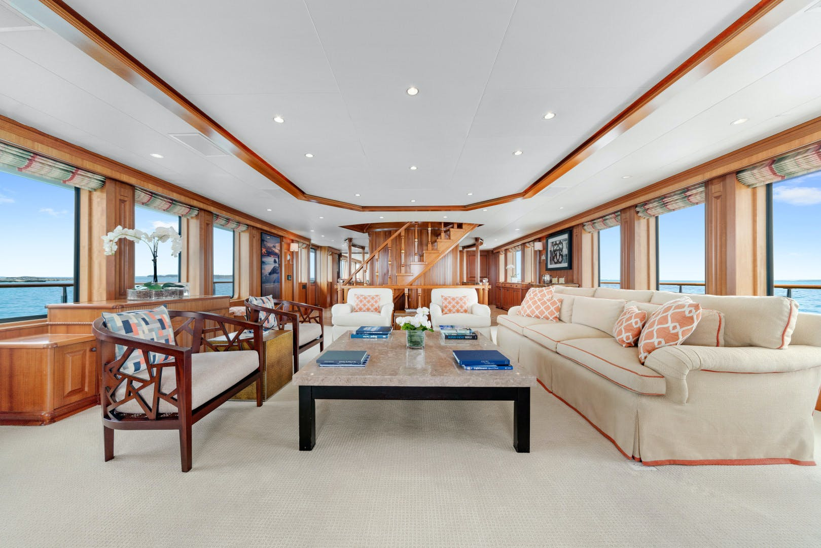 1999 Trident 131' Tri-Deck Motor Yacht M4 | Picture 3 of 29