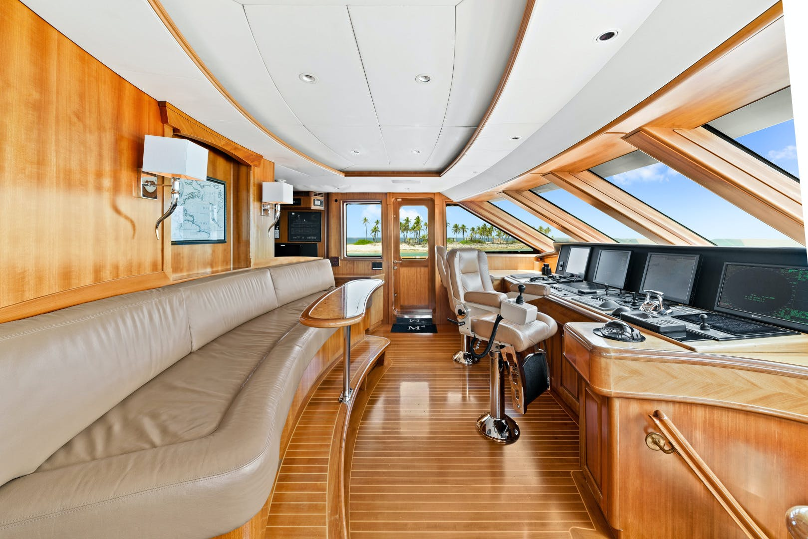 1999 Trident 131' Tri-Deck Motor Yacht M4 | Picture 7 of 29