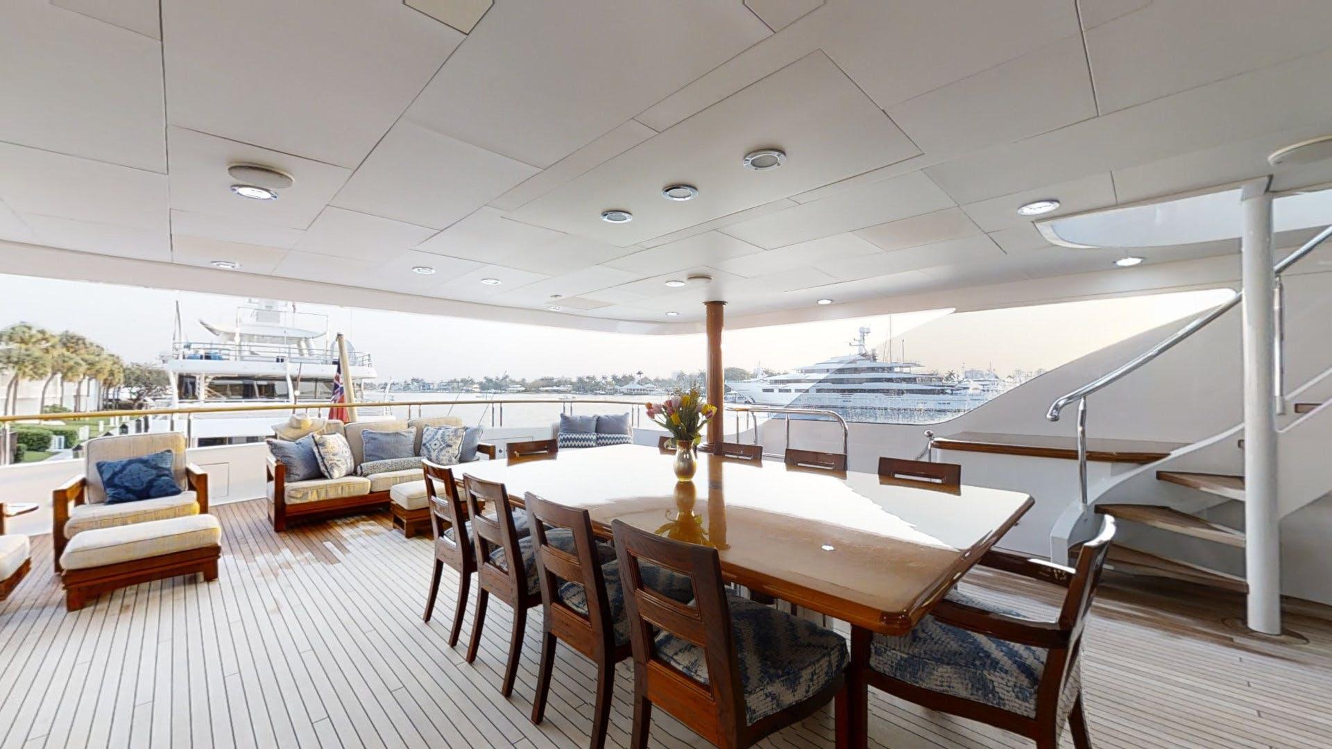 2010 Trinity Yachts 164' Tri-Deck Motor Yacht ASPEN ALTERNATIVE | Picture 6 of 30