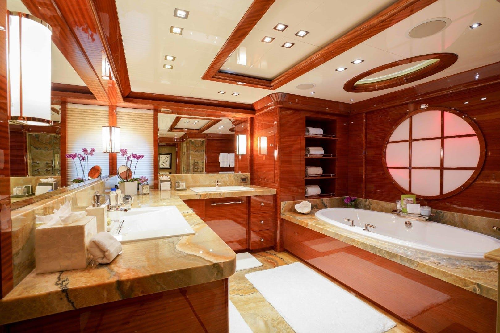 2010 Trinity Yachts 164' Tri-Deck Motor Yacht ASPEN ALTERNATIVE | Picture 7 of 30