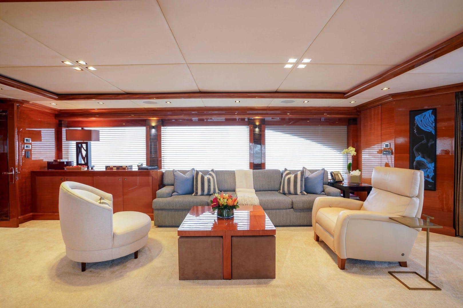 2010 Trinity Yachts 164' Tri-Deck Motor Yacht ASPEN ALTERNATIVE | Picture 3 of 30