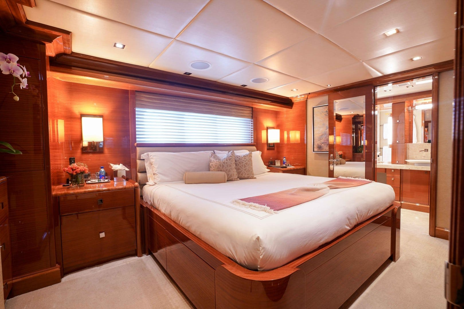 2010 Trinity Yachts 164' Tri-Deck Motor Yacht ASPEN ALTERNATIVE | Picture 5 of 30