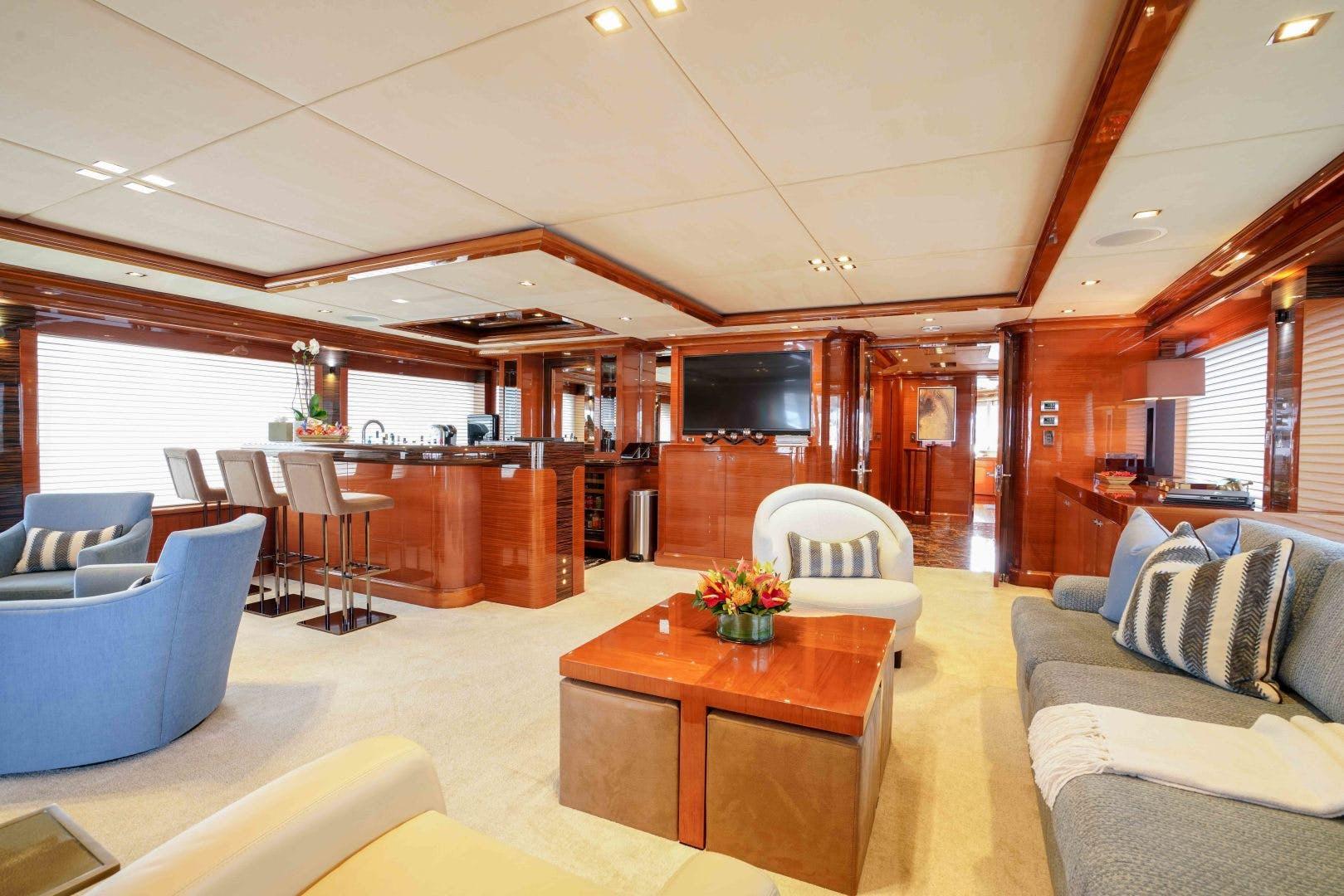 2010 Trinity Yachts 164' Tri-Deck Motor Yacht ASPEN ALTERNATIVE | Picture 1 of 30