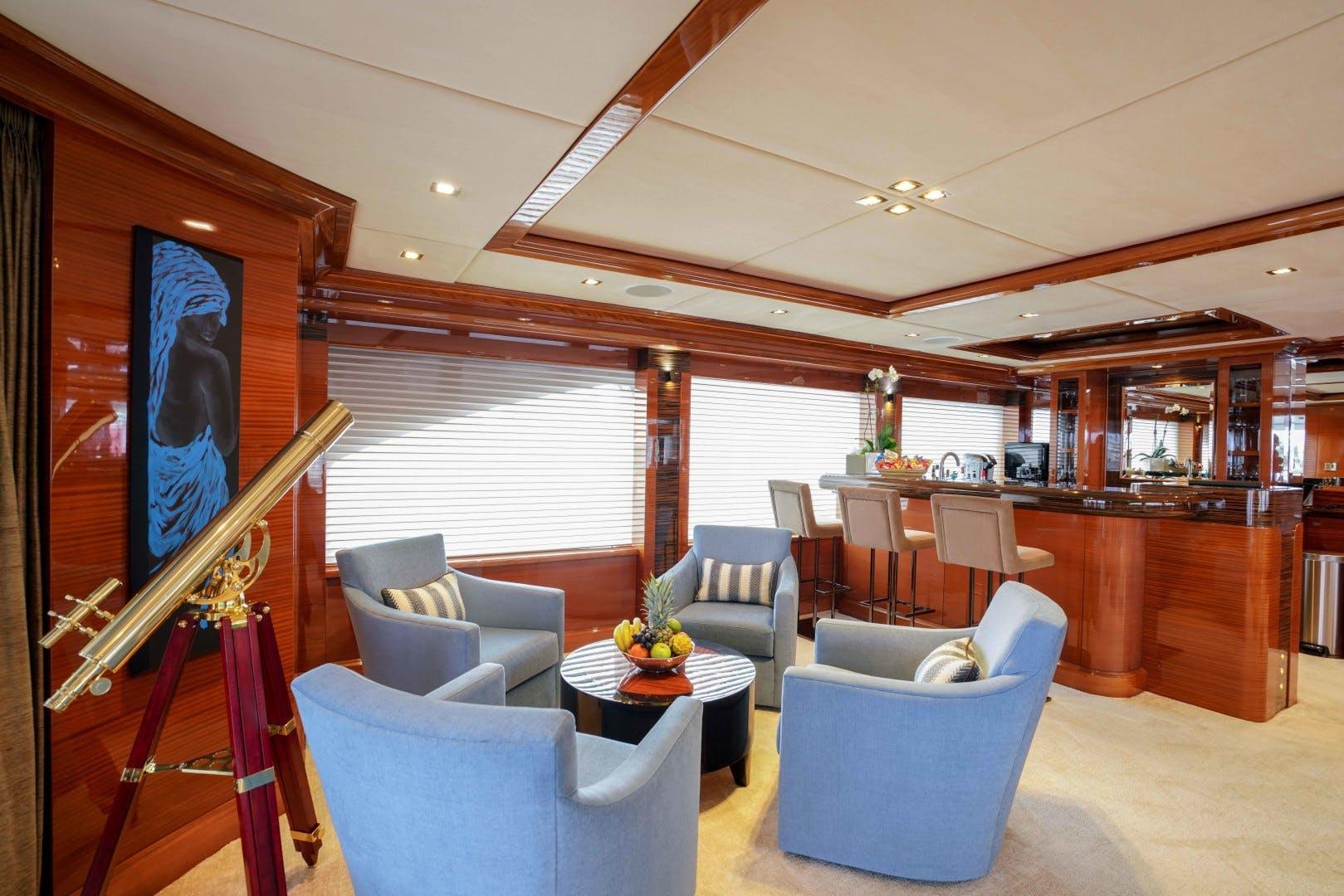 2010 Trinity Yachts 164' Tri-Deck Motor Yacht ASPEN ALTERNATIVE | Picture 2 of 30