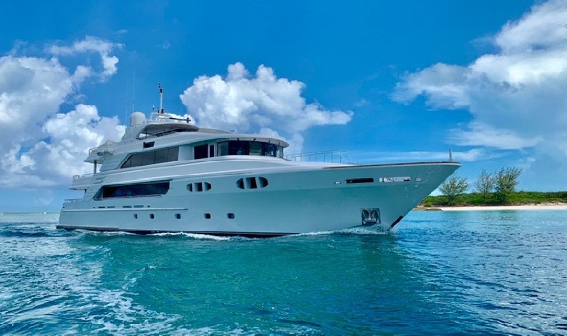 "2008 Richmond Yachts 142' Tri-Deck Motor Yacht ""FAR FROM IT"""