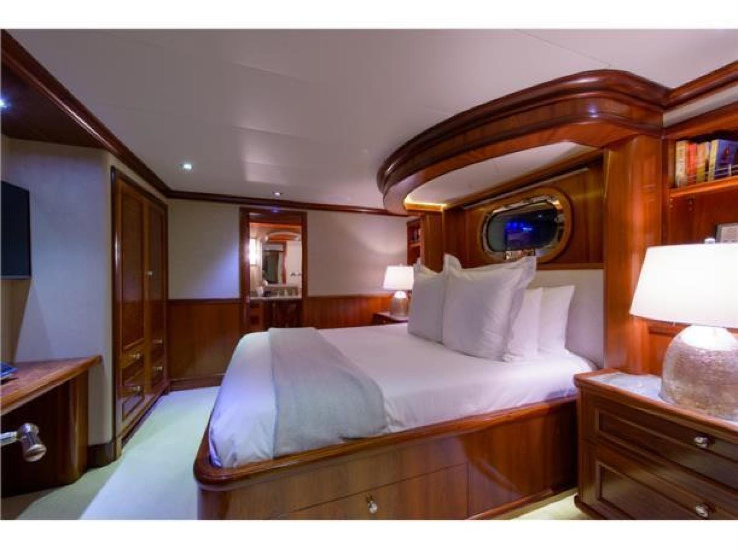 2008 Richmond Yachts 142' Tri-Deck Motor Yacht FAR FROM IT | Picture 6 of 38