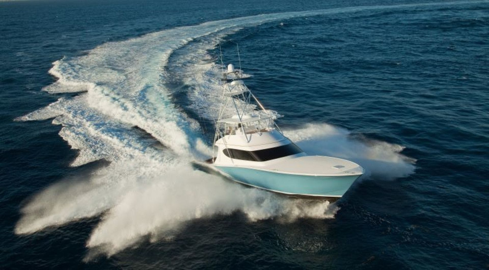2021 Hatteras 70' GT70 GT70 | Picture 1 of 7