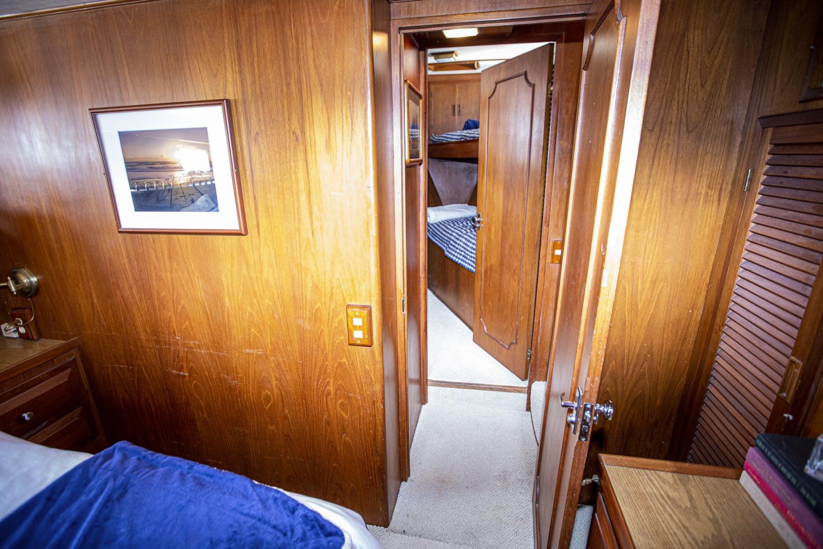 1987 DeFever 60' Cockpit LRC Wanderer | Picture 3 of 74